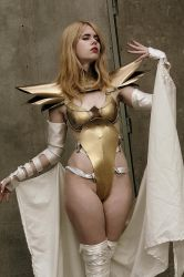 Emma Frost - Phoenix Force by FioreSofen