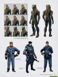 Another Wolfenstein concept art. by someone1fy