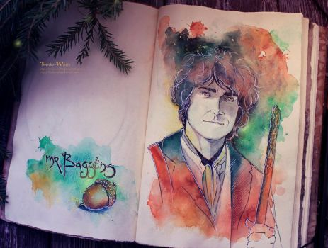 Mr. Baggins by Kinko-White