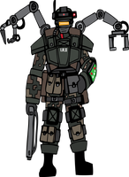 IRS General Infantry Combat Engineer by Target21