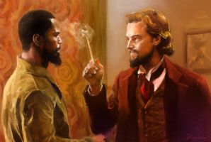 Django Unchained by Bowkl
