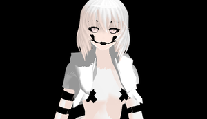 MMD Sucre -DOWNLOAD-end- by DizzySweaterKitty