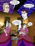 Sherlock Holmes: What a Drag, page 2 by Luprand