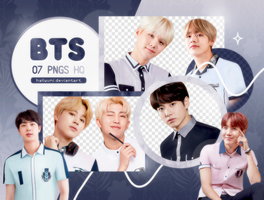 PNG PACK: BTS #49 (Smart) by Hallyumi