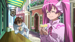 mine and tatsumi dating games