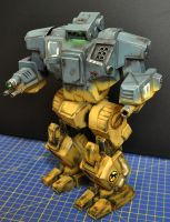 Battletech Mechwarrior 4 Highlander 1/60scale by smtkelly