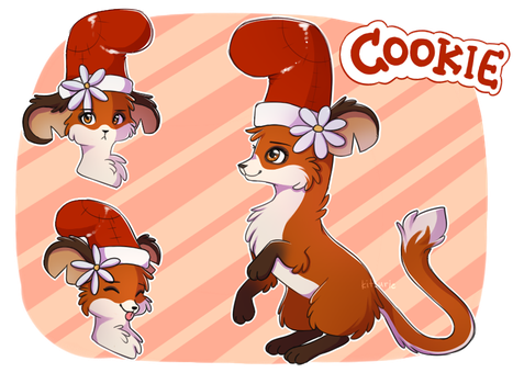 [Mouse Profile] Cookie by Ariamouse