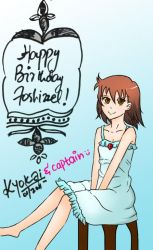 Fosh's Mikoto Coloured by Metanorn
