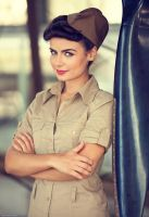 Private Joanna by onphoto