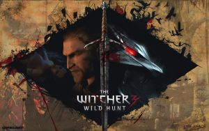 The Witcher 3: Wild Hunt by 1n-StereO