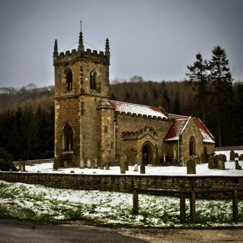Brantingham Church by nbeasley