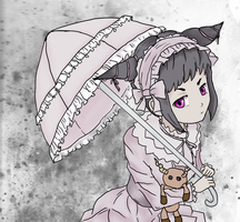 Young Lolita Juri by PounceMonster