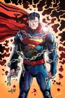 Superman Unchained by wardogs101