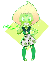 Peridot by MushyPillows