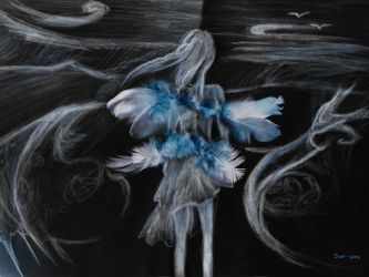 She wanted to fly by Dark--fairy