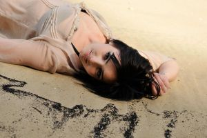 Thalia - sheer on sand 1 by wildplaces