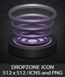 Dropzone Icon by prcmelo