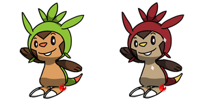 Pokemon #650 - Chespin by Fyreglyphs