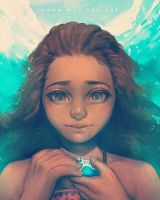 Moana - Know Who You Are by Rousteinire