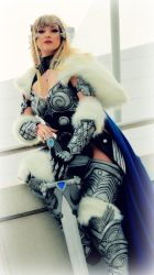 To Valhalla by CosplayButterfly