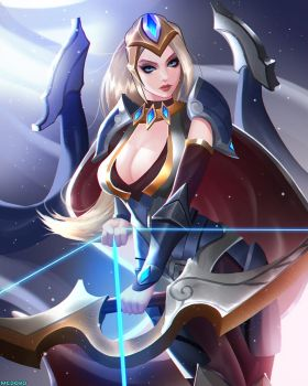 Championship Ashe by McDobo