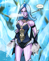 Killer Frost 04 by theEyZmaster
