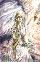 Helen of Troy - Coloured by I-Andreea-I