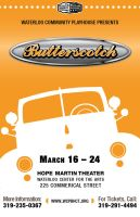 Butterscotch Poster - WCP by cqb