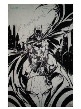 the batman for you mercer! by kidjersey