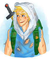 Finn The Human by Pami-R