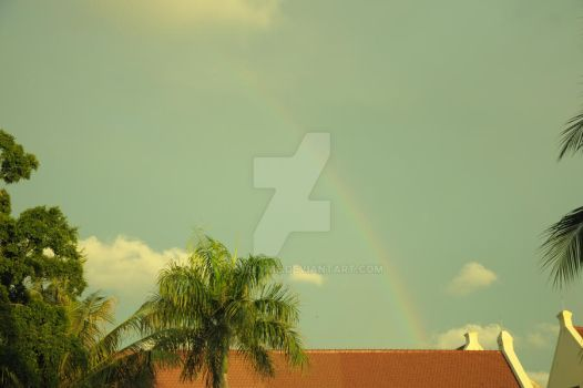 rainbow on celebes by notgirlyme