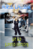  ALBUM AVRIL LAVIGNE LET GO (LIMITED EDITION)  by NeverStopBelieve