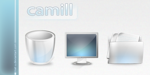 camill icons by mat-u