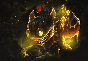 Ziggs by Shookera
