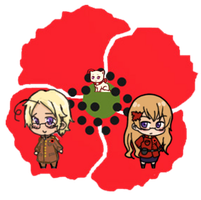 Canada Remembrace Day Poppy by LadyAxis