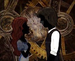 The Dark Unwinding - Katharine and Lane by AngelTany