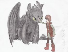 How to train your dragon by Still-D0ll