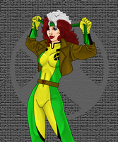 Rogue by Shannon-Long