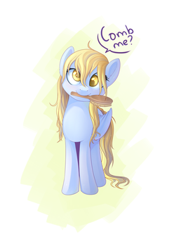 Comb Me! by Ghst-qn