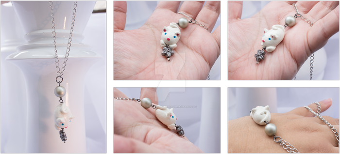 Cat Necklace 8 by thedustyphoenix
