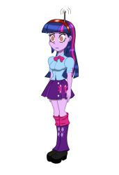 Fembot Twilight Sparkle by CarlosFco