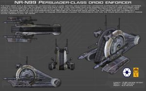 NR-N99 Persuader-class droid enforcer ortho [New] by unusualsuspex