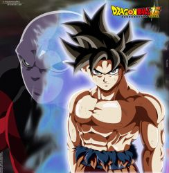Son Goku Vs Jiren Ultimate Battle by IITheDarkness94II