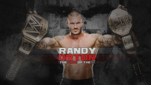 Randy Orton Wallpaper by DaceDestiny