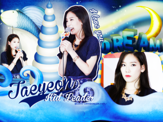 Wallpaper Taeyeon by Camidore by Camidore
