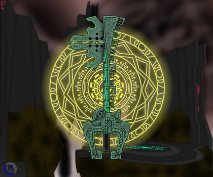 Twilight Princess Keyblade 2 by Arkus0