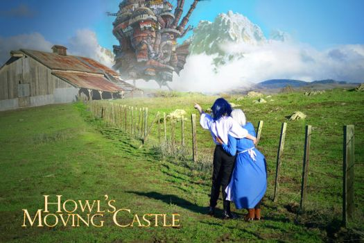 Howl's Moving Castle by CosplayInABox