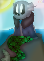 cjc728 The Mer-Sans by cjc728