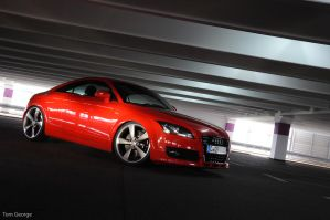 Audi TT Coupe by MX-3-Tom