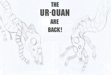 The Ur-Quan Returns! by 0-DarknesShade-0